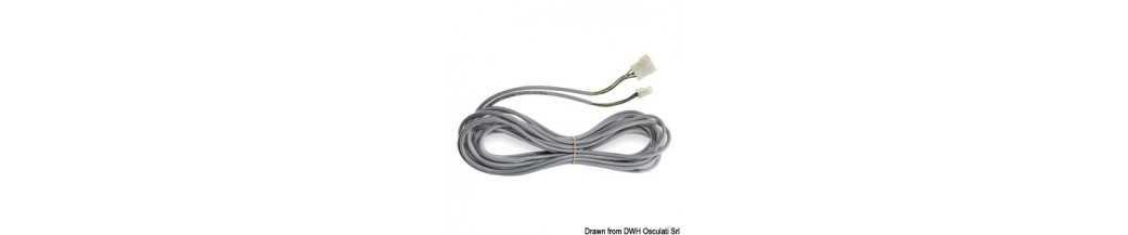 Câbles de branchement propulseur-tableau de commande LEWMAR Blue Generation