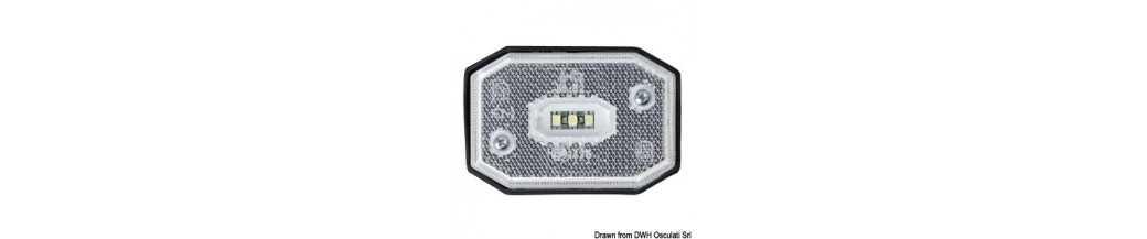 Feux position LED pour remorques ELLEBÌ